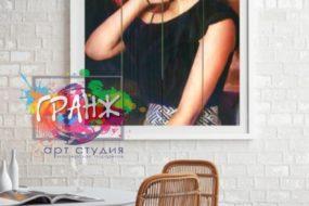 Картины на досках купить в стиле лофт Красноярск